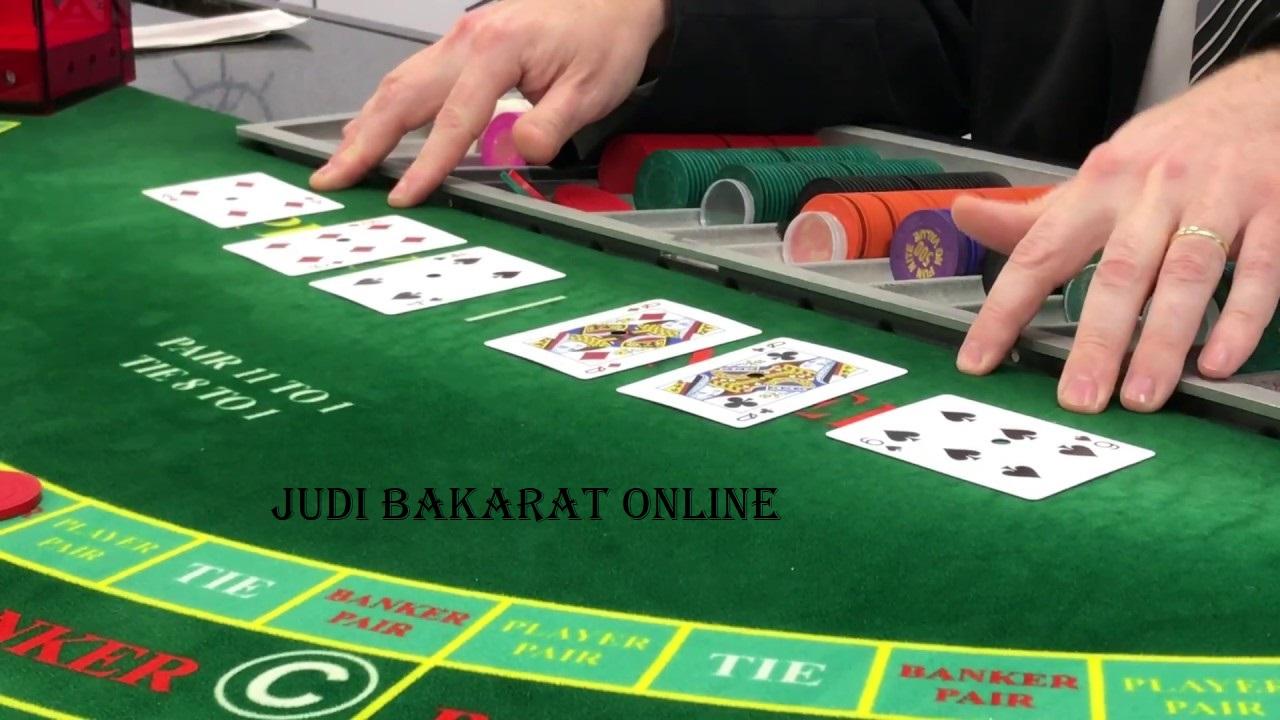 Panduan Bermain Baccarat Casino Online