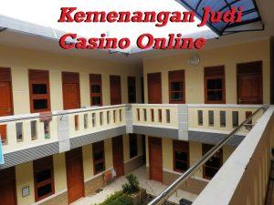 Kemenangan Judi Casino Online