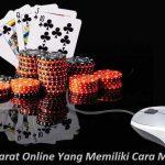 Game Baccarat Online Yang Memiliki Cara Menang