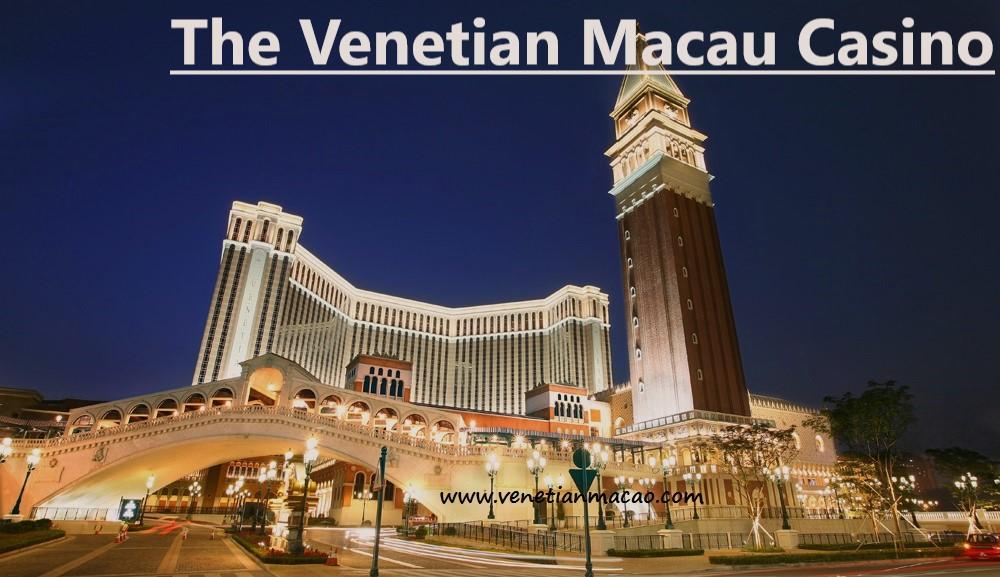 Venetian Macau Terbaru
